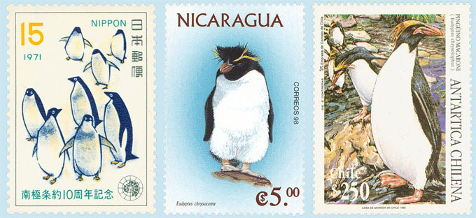 pinguin-zegels